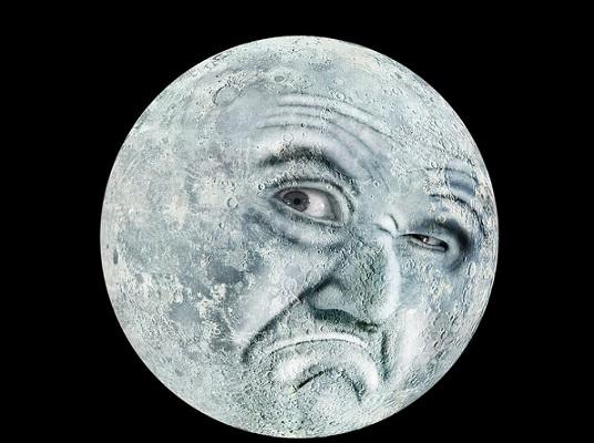 Защо ни се привиждат лица върху Луната. Следвай ме - Хоби / Шоу